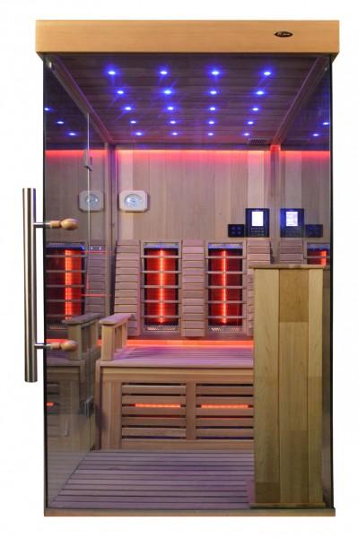 Infrarotwärmekabine SL 2106, 90x130cm