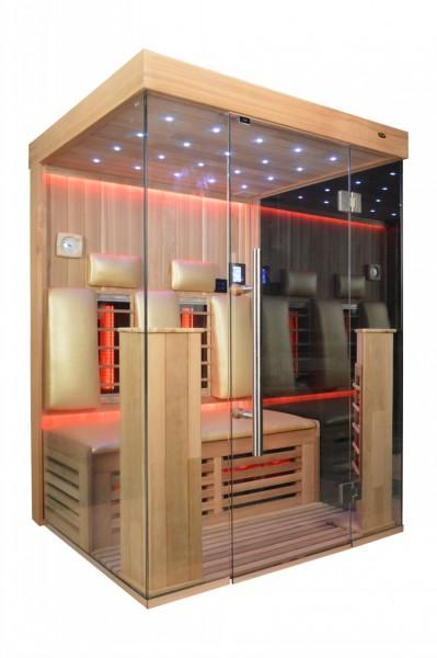 Infrarotwärmekabine SL 2208A, 130x120cm