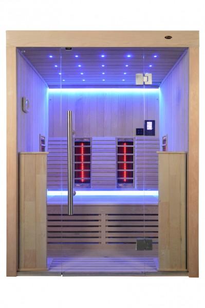Infrarotwärmekabine SL 2202, 140x120cm
