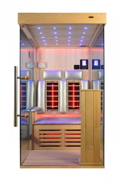 Infrarotwärmekabine SL 2106A, 90x130cm