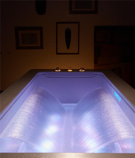 Whirlpool Badewanne Innenwhirlpool Hot Tub Spa Pool HSG 132- WF