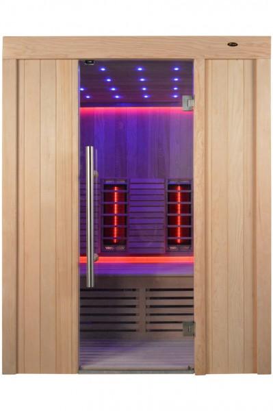 Infrarotwärmekabine SL 2201, 140x120cm