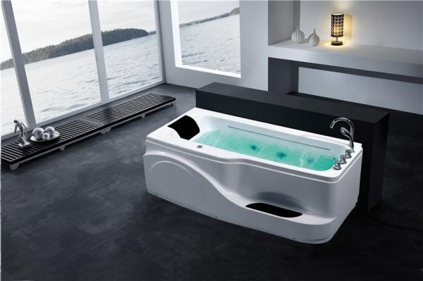 Ausstellungsstück Whirlpool Badewanne Innenwhirlpool Hot Tub Spa Pool F1- 105